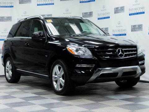 Used Mercedes-Benz M-Class ML350 4MATIC