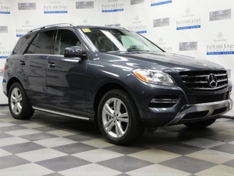 Certified Used Mercedes-Benz M-Class ML350 4MATIC