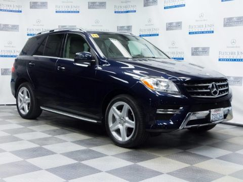 Certified Pre-Owned 2014 Mercedes-Benz ML350 4MATIC®