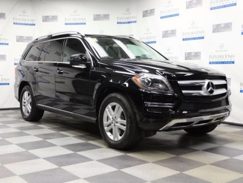 Certified Pre-Owned 2016 Mercedes-Benz GL-Class GL450 4MATIC SUV