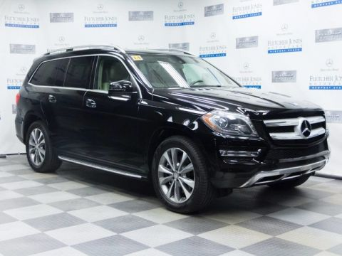 Certified Pre-Owned 2014 Mercedes-Benz GL450 4MATIC®