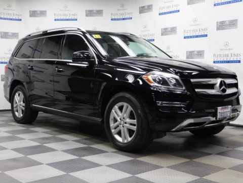Pre-Owned 2013 Mercedes-Benz GL-Class GL450 4MATIC SUV