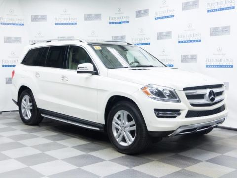 Certified Pre-Owned 2013 Mercedes-Benz GL 450 4MATIC®