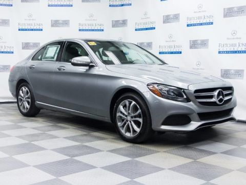 Certified Pre-Owned 2015 Mercedes-Benz C300 4MATIC®