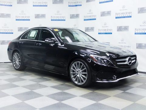 Certified Pre-Owned 2015 Mercedes-Benz C 400 4MATIC®