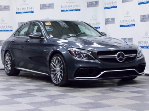 Used Mercedes-Benz C-Class AMG® C63 S