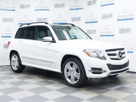 Certified Pre-Owned 2014 Mercedes-Benz GLK 350 Rear Wheel Drive SUV