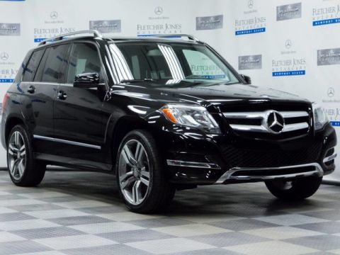 Certified Used Mercedes-Benz GLK GLK350