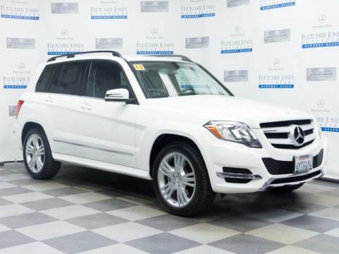 Certified Pre-Owned 2013 Mercedes-Benz GLK350 Rear Wheel Drive SUV