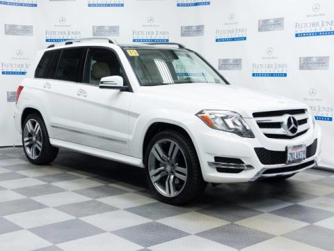 Certified Pre-Owned 2015 Mercedes-Benz GLK GLK350 Rear Wheel Drive SUV