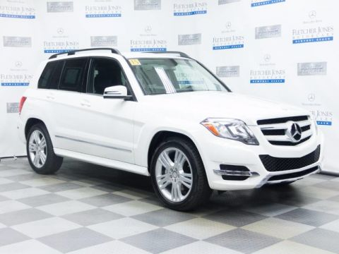 Certified Pre-Owned 2015 Mercedes-Benz GLK350 Rear Wheel Drive SUV