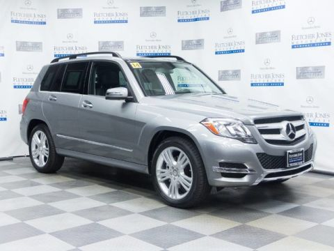 Certified Pre-Owned 2014 Mercedes-Benz GLK 350 4MATIC®