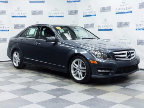 Certified Pre-Owned 2013 Mercedes-Benz C250 Sport Rear Wheel Drive Sedan