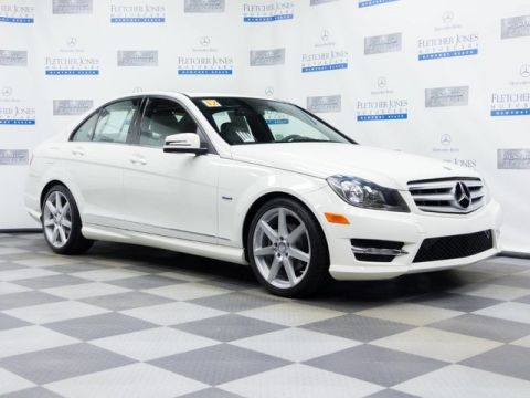 Used Mercedes-Benz C-Class C250 Sport