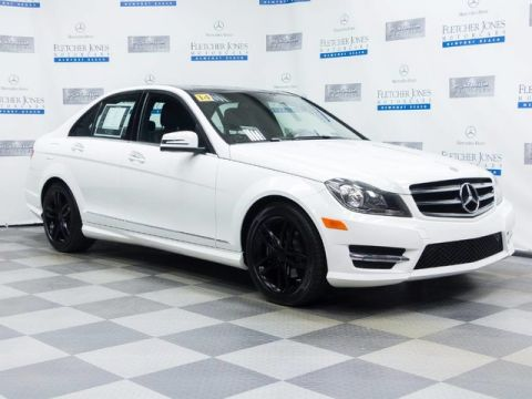 Certified Pre-Owned 2014 Mercedes-Benz C250 Sport Rear Wheel Drive Sedan