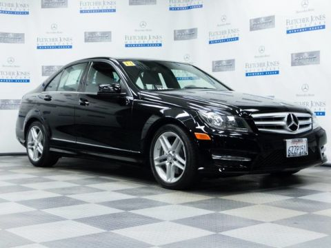 Used Mercedes-Benz C-Class C350 Sport