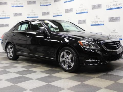 Certified Used Mercedes-Benz E-Class E350 Luxury