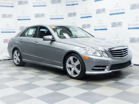Certified Pre-Owned 2012 Mercedes-Benz E350 Sport Rear Wheel Drive Sedan