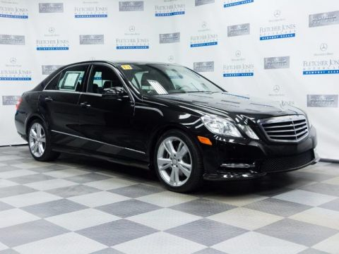 Certified Pre-Owned 2013 Mercedes-Benz E350 Sport Rear Wheel Drive Sedan