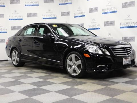 Pre-Owned 2011 Mercedes-Benz E-Class E350 4MATIC Sport Sedan