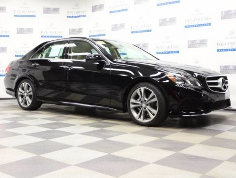 Certified Pre-Owned 2014 Mercedes-Benz E-Class E350 4MATIC Sport Sedan