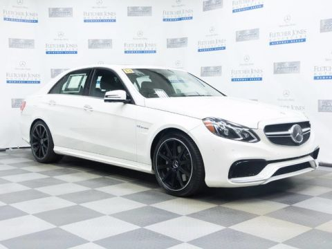 Certified Pre-Owned 2014 Mercedes-Benz E 63 AMG 4MATIC®