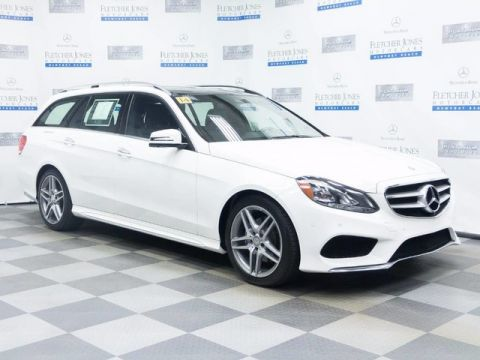 Certified Pre-Owned 2014 Mercedes-Benz E 350 Sport 4MATIC®