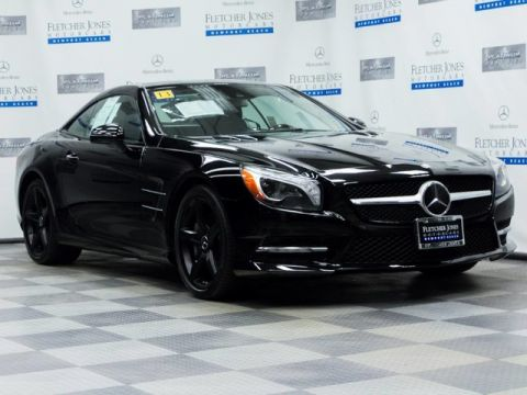 Certified Used Mercedes-Benz SL-Class SL550