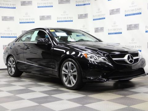 Certified Pre-Owned 2014 Mercedes-Benz E-Class E350 Coupe