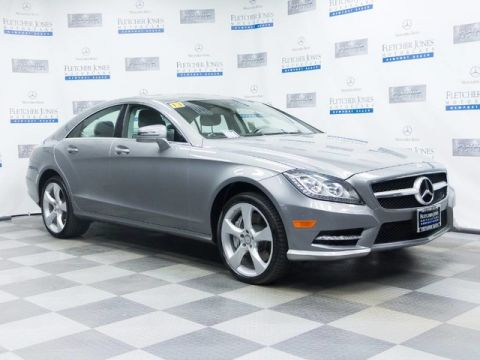 Certified Pre-Owned 2013 Mercedes-Benz CLS 550 Rear Wheel Drive Coupe