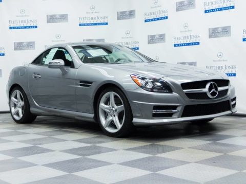 Certified Used Mercedes-Benz SLK SLK250