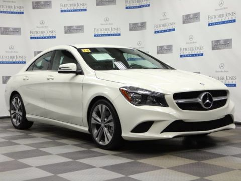 Pre-Owned 2014 Mercedes-Benz CLA CLA250 Coupe