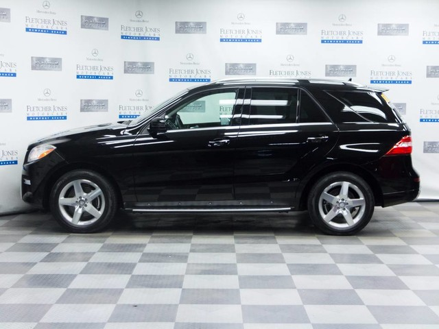 Certified Pre-Owned 2015 Mercedes-Benz M-Class ML250 BlueTEC®