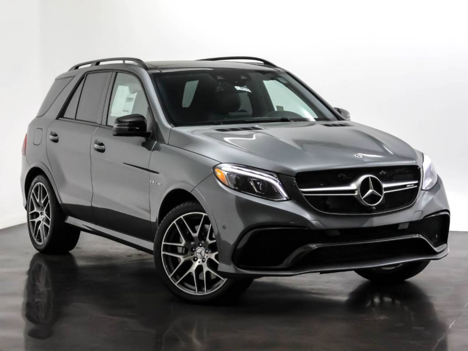 Pre-Owned 2019 Mercedes-Benz GLE AMG® GLE 63