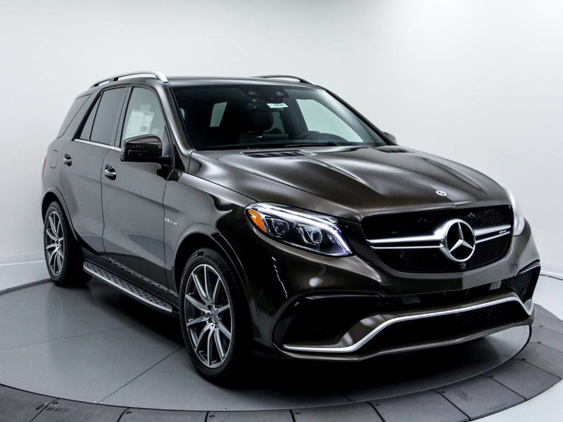 Mercedes Gle Amg >> Pre Owned 2018 Mercedes Benz Gle Amg Gle 63 Suv In Newport Beach