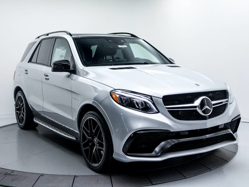 New 2018 Mercedes Benz Gle Amg Gle 63 S Suv In Newport Beach