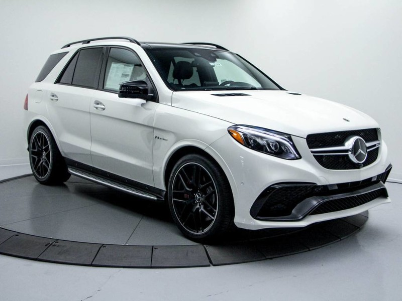 pre owned 2018 mercedes benz gle amg gle 63 s suv in newport beach