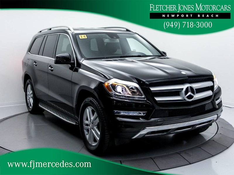 Certified Pre Owned 2014 Mercedes Benz GL Class GL 450