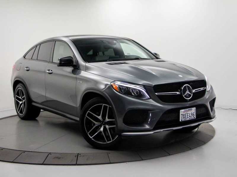 Certified Pre Owned 2017 Mercedes Benz Gle Amg 43