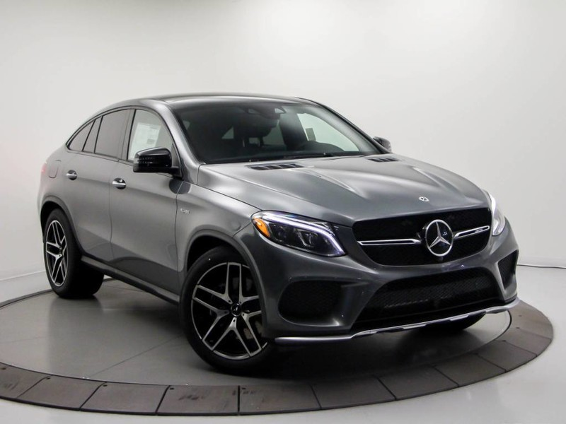 New 2019 Mercedes Benz Gle Amg Gle 43 Coupe In Newport Beach