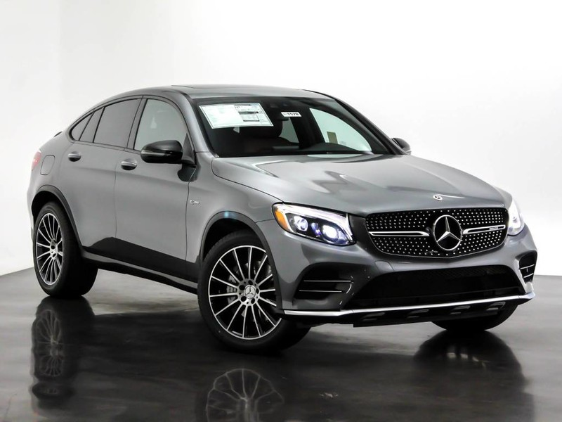 New 2019 Mercedes-Benz GLC AMG® GLC 43