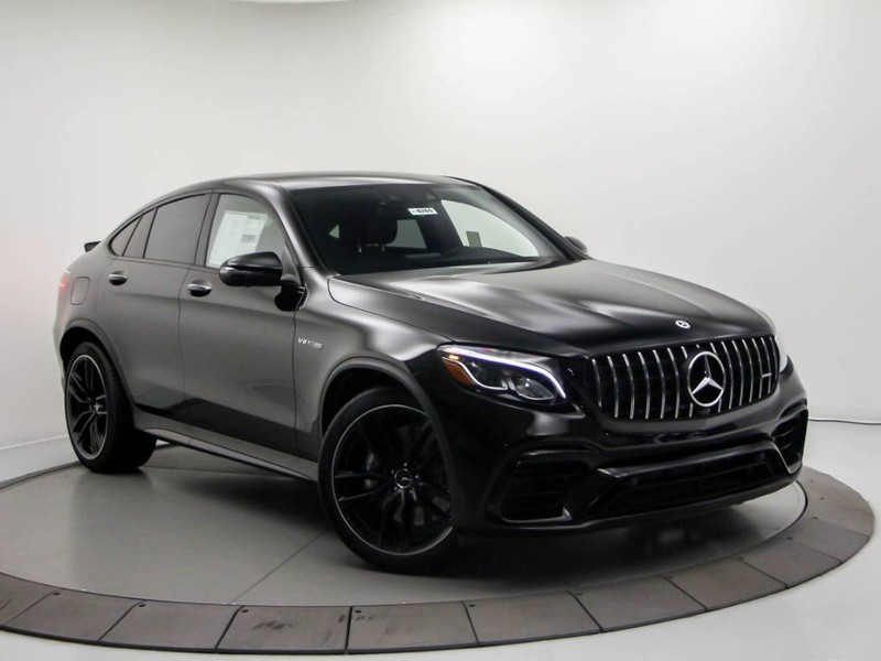 Image result for 2019 Mercedes-Benz GLC63 AMG Coupe