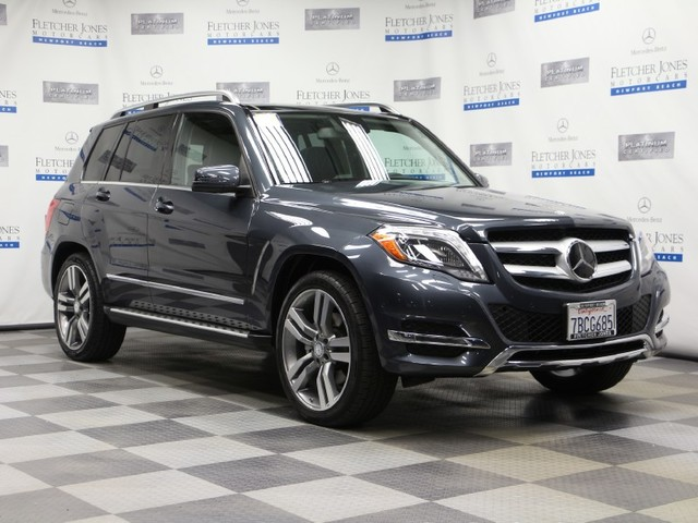 Certified Pre-Owned 2013 Mercedes-Benz GLK GLK350 Rear Wheel Drive SUV
