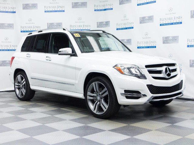 Certified Pre-Owned 2014 Mercedes-Benz GLK GLK350