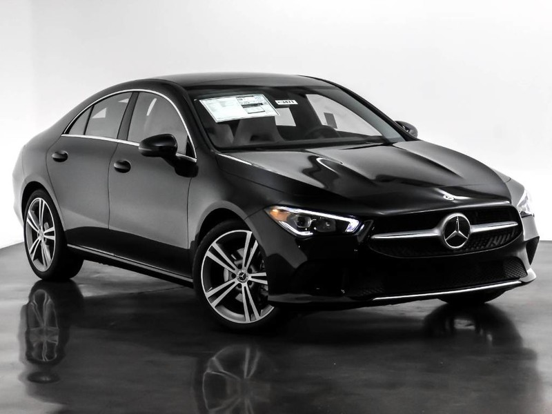New 2020 Mercedes Benz Cla Cla 250 Front Wheel Drive Coupe