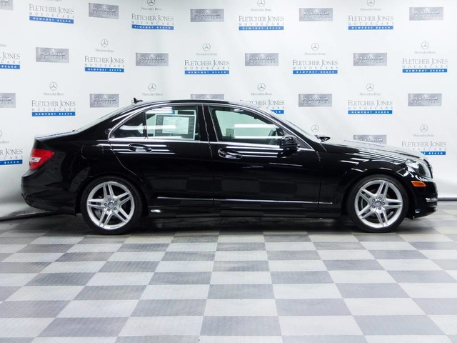 Certified Pre-Owned 2013 Mercedes-Benz C-Class C250 Sport