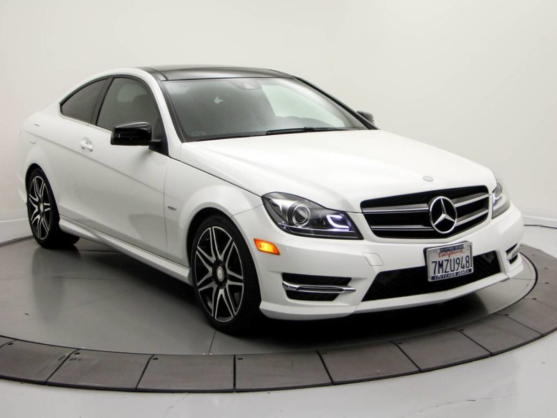 Pre Owned 2015 Mercedes Benz C Class C 250