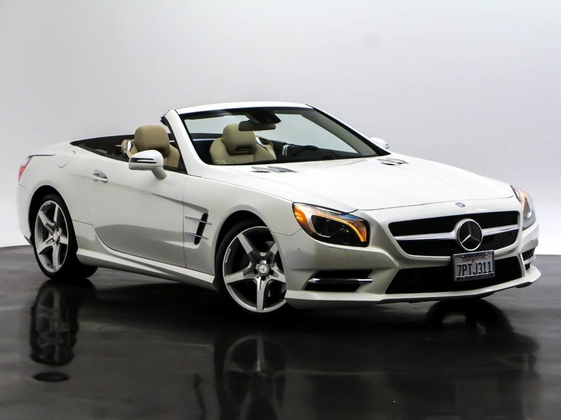 Certified Pre Owned 2016 Mercedes Benz Sl Cl 400
