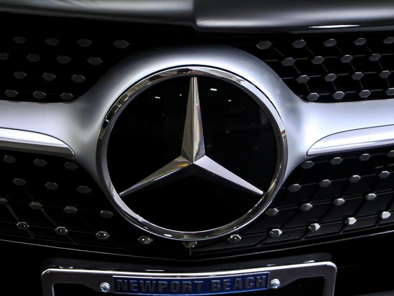 Certified Pre-Owned 2017 Mercedes-Benz SL-Class SL 450