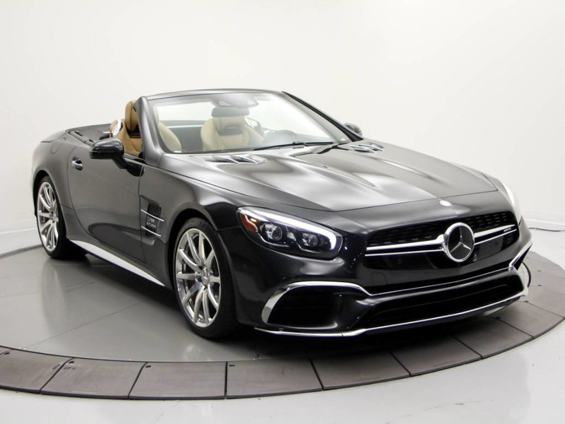 Pre Owned 2017 Mercedes Benz SL Class AMG® SL 65